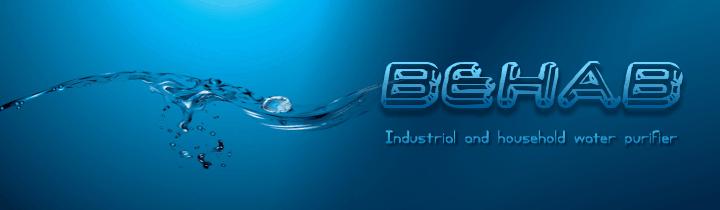طراحی سایت وبسایت وب برند فروشگاه اینترنتی دستگاه تصفیه آب ابBehab beh ab Site web website brand