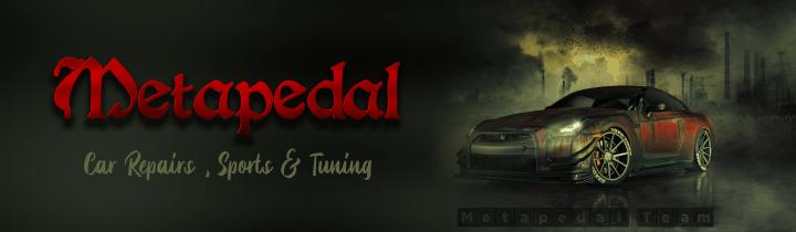 طراحی سایت وبسایت وب برند شرکت تعمیرات اسپرت تیونینگ خودرو ماشین اتومبیلMetapedal car tuning sport Services Site web website