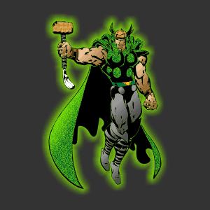 طراحی گرافیک کاراکتر سبز store shop graphic design Character Green Character